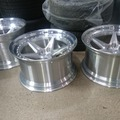 Selling: BC forged LE51 18x10-10 18x11.5-25