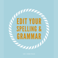 Offering online services: I'll Edit The Spelling And Grammar On 1 Webpage