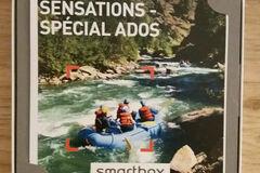 """Vente: Coffret Smartbox """"Sensations - Spécial ados"""" (49,90€)"""