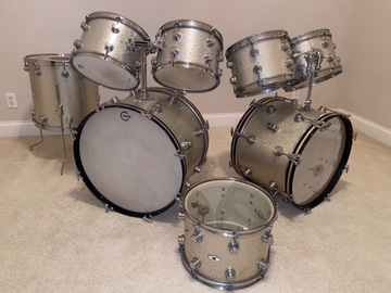Show Off Your Drums! (no sales): Vintage 60's Camco - Oaklawn