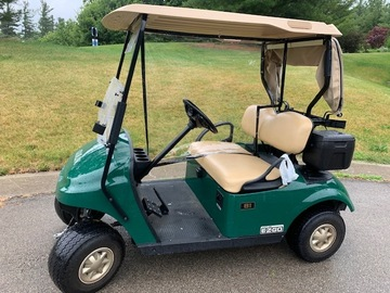 Sell your product: Golf Cart Shields