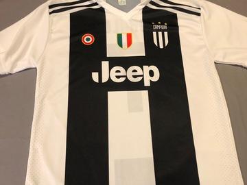 Selling A Singular Item: Ronaldo Jersey