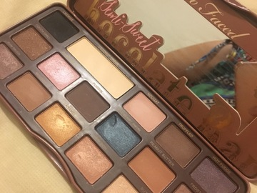 Venta: Semi Sweet Chocolate Bar Too Faced