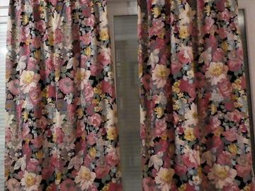 Troc: Doubles rideaux