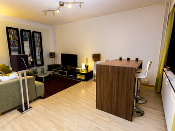 Renting out: Furnished flat / Kalustettu kaksio Pohjois-Tapiolassa