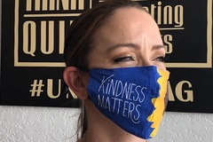 Selling with online payment: Cloth Mask- Kindness Matters