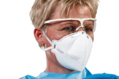Instant Buy: Emergency-Aid Products: FFP2 N95 Medical Surgal Masks no Valve, BFE 95%