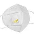 Instant Buy: Emergency-Aid Products: FFP2 N95 Masks with Valve, BFE 95% CE Marked