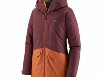 Selling with online payment: [27% off] Patagonia W's Insulated Snowbelle Jacket Size L