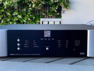 Vente: DAC Lecteur réseau Moon 280D V2 DSD