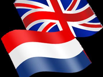 Cours particuliers: Cours de langues (anglais- néerlandais)