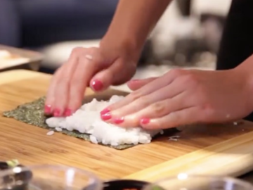 Event Listing: Sushi Making Class (San Francisco)