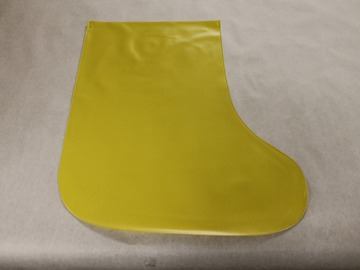 Sell your product: 1246-Y Shoe Cover-Booties Yellow ( Inventory clearance)