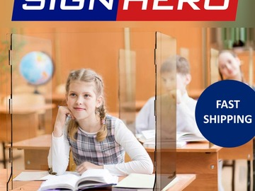 Sell your product: School Student Desk Shields