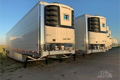 Monthly Leasing: 2020 CIMC Reefer Trailer