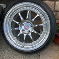 """Selling: 18"""" hre classic 5x112 polished"""