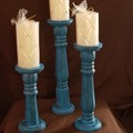 Selling with online payment: Candlestick Holders with Candles