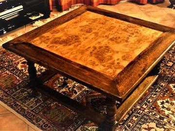 Troc: Très belle table basse