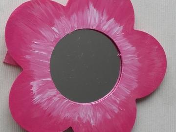 Vente au détail: Fleur miroir