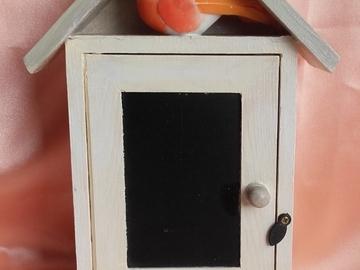 Vente au détail: Boîte à clé oiseau