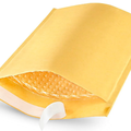 """Buy Now: 1440 PCS Good Quality SELF-SEAL GOLD BUBBLE MAILERS --11.6 * 7.8"""""""