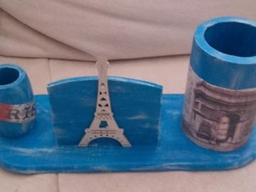 Vente au détail: Pot à crayon Paris