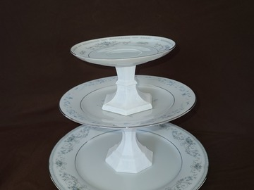Selling with online payment: Tiered Treat Stand