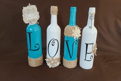 Selling with online payment: Love Bottles