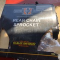 Selling with online payment: 82-85 Harley Davidson fxr custom chrome 51 tooth rear sprocket