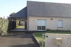 Location par semaine: Gîte F3 - Surtainville (80m²)
