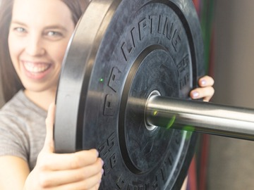 Service: Personal Training for Women