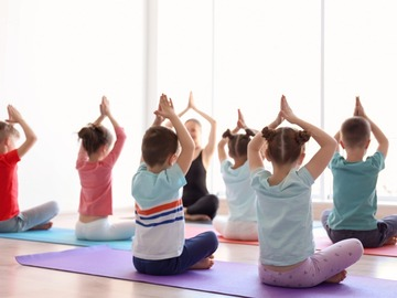 Online Payment - 1 on 1: Yoga for Kiddos!
