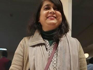 In-Person & Online: Taniya Hussain - Online Coach