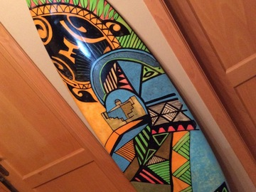 Renting out: Surfboard 5.1'