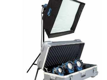 Vermieten: Arri Softbank I Plus 4 Licht Set