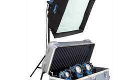 Vermieten: Arri Softbank I Plus 4 Licht Set