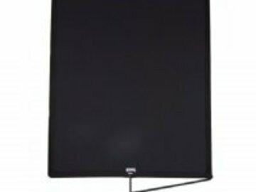 Vermieten: Blackflag 75 x 90cm