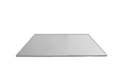 Vermieten: Styropor Reflektor Silber/Weiss 50 x 100cm
