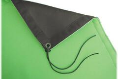 Vermieten: Bespannung Green Screen 240 x 240cm
