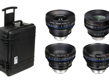 Vermieten: Zeiss CP2 Set