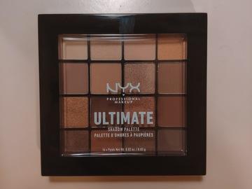 Venta: Paleta NYX ULTIMATE Warm Neutrals