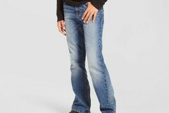 Make An Offer: 17 Piece Boys' Slim Bootcut Fit Jeans