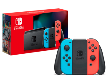 Renting out: Nintendo Switch