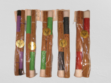 Selling with online payment: American Percussion's Bamboo Brushes