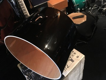 Selling with online payment: Sonor 1986 Performer PLUS 16 x 22 beech BD shell