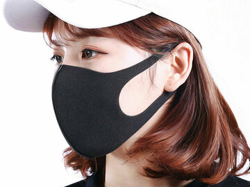Buy Now: 200 pc Air Purifying Face Mask Anti Dust Fog Face Mouth Filter