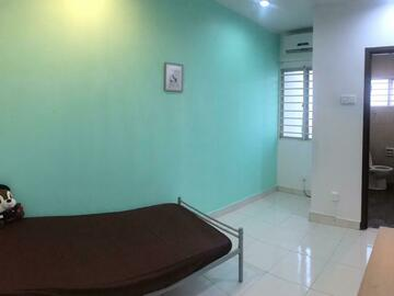 For rent: Setia Alam Room Rent with Fully Furnished