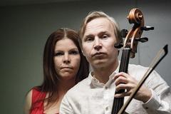Hääpalvelut: Duo Fantasos - musiikkia hääjuhlaan sellolla ja pianolla