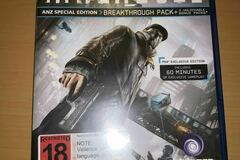 For Sale: Watch Dogs (PS4)