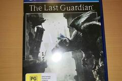 For Sale: The Last Guardian (PS4)